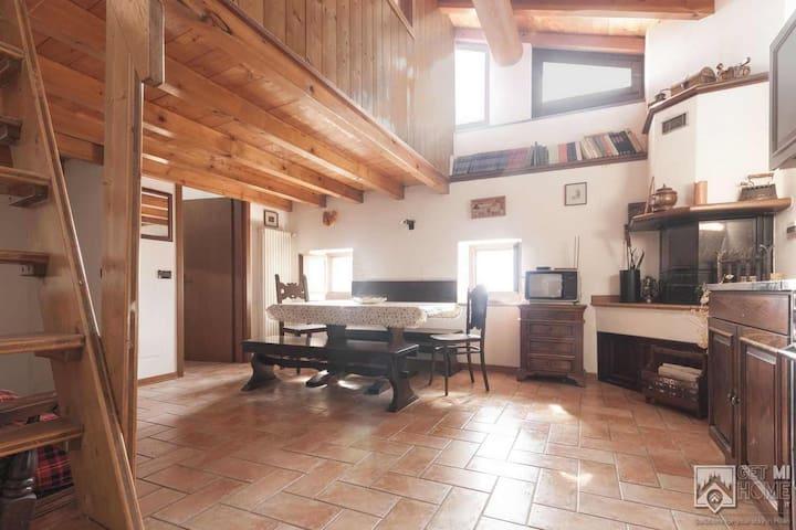 GetMiHome - Appartamento a Naggio (CO) - Grandola ed Uniti - Apartamento
