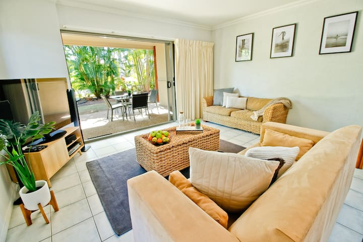 Devocean - Resort Apartment close to the beach