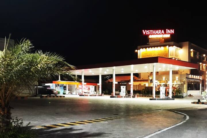 DELUXE @ URBAN HOUSE VISTHARA INN, Krishnagiri