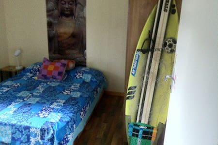 Chambres à louer Tahiti , Paea #1 - Paea - Haus