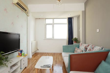 【榴莲连锁短租公寓】~润和温馨舒适一居小公寓