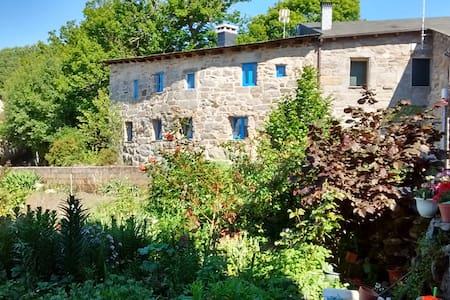 Casa rural alquiler completo en A Veiga, Trevinca - A Veiga - 단독주택
