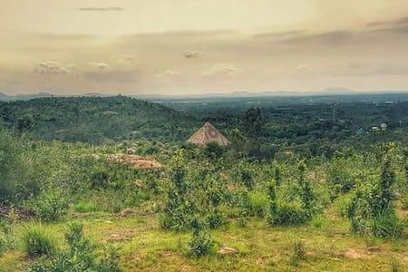 RK Farm,Countryside earth farmstay herbal rejuve - Bangalore - Loft
