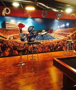 Ultimate Sports Fan Haven - Pleasanton