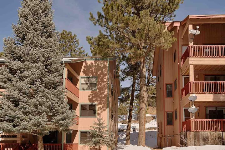 Racquet Lodge Retreat in Angel Fire, NM: Guidebook