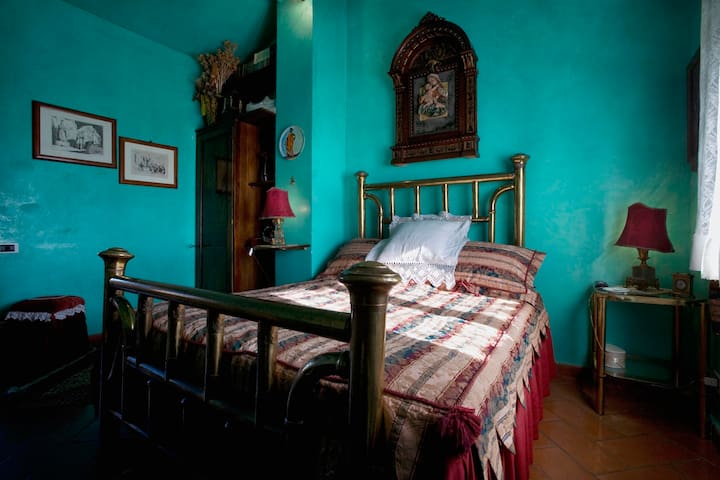 la chiesuola - STANZA VERDE - Viterbo - Bed & Breakfast