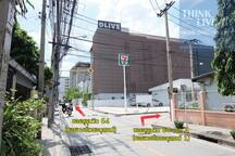 Sukhumvit soi64 Cozy studio BTS free GYM Pool WiFi