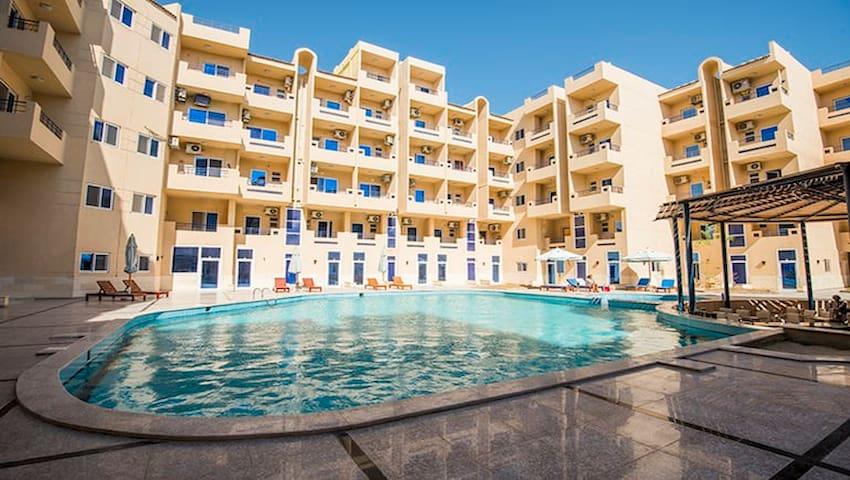 Tiba Resort Pool View Studio