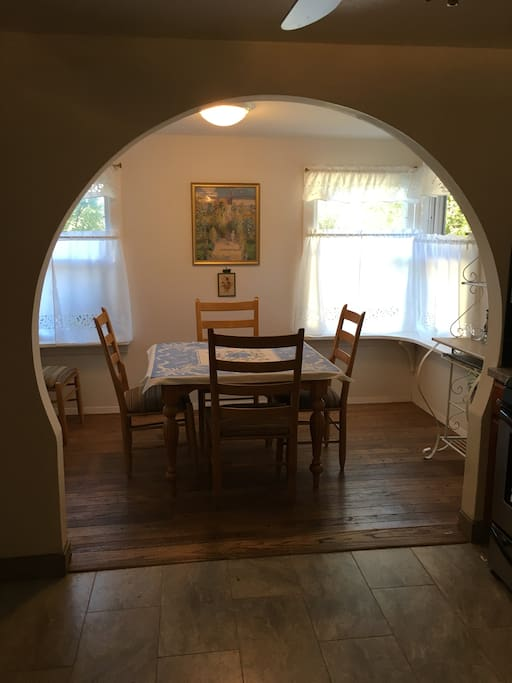 Adorable happy Dining Room,