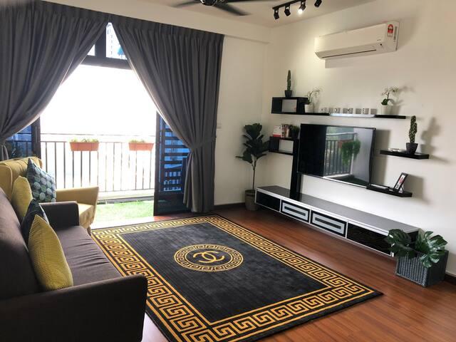 Citywood Condo JB Town, Johor,near Thistle Hotel..