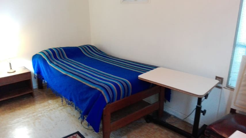 Arriendo Dormitorio, con baño privado en Ñuñoa.