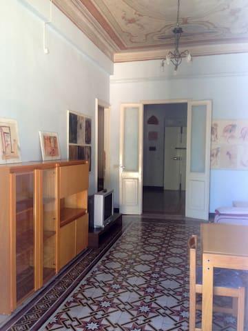 Artist's house - Cicagna - Apartament
