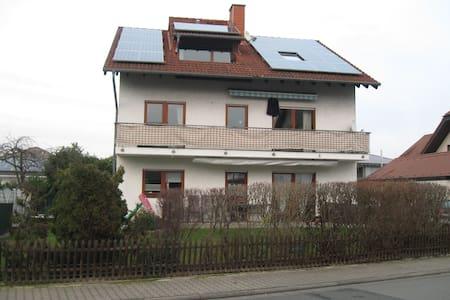 Melibokusblick - Groß-Rohrheim - Wohnung