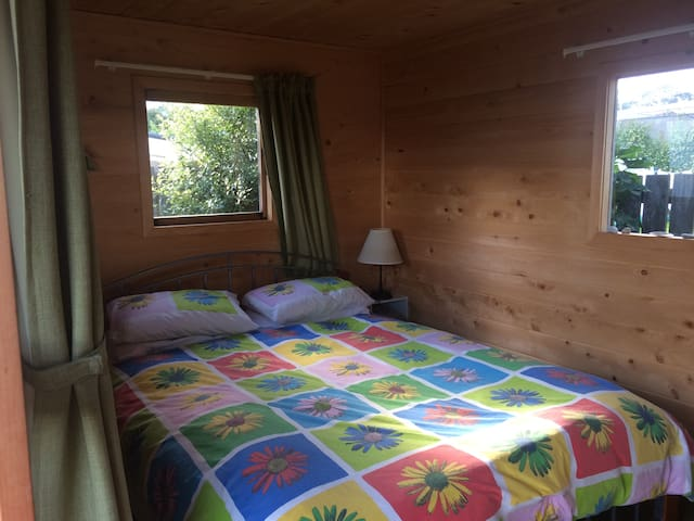 Guests find the chalet cozy and a great place to rest and chill out!