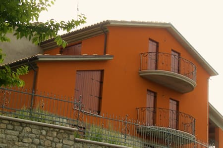 Confortevole villa nei pressi di Roccascalegna - Hus