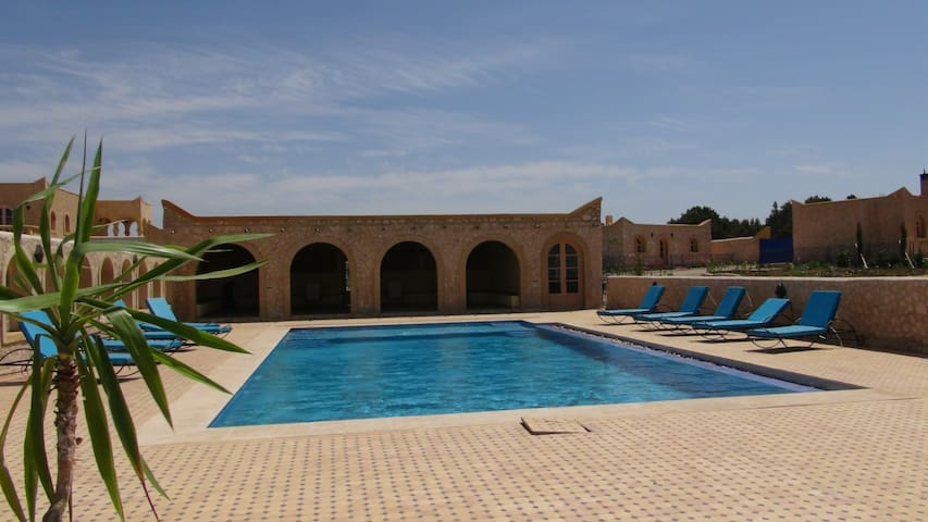 Villa Habibi, Chichte, Nr Essaouira off Safi Road - Essaouira - Villa