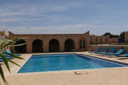 Villa Habibi, Chichte, Nr Essaouira off Safi Road - Esauira