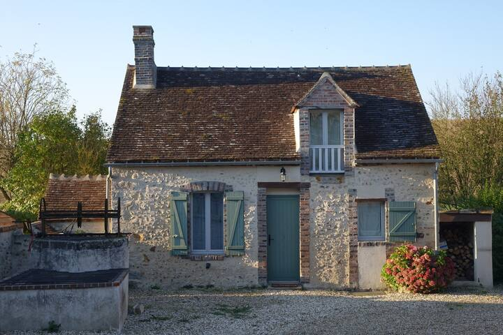 Calme et authenticité à 1h30 au sud de Paris - 3* - Chaumot - House