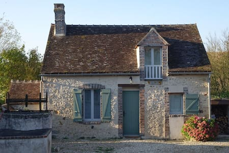 Calme et authenticité à 1h30 au sud de Paris - Chaumot - Casa