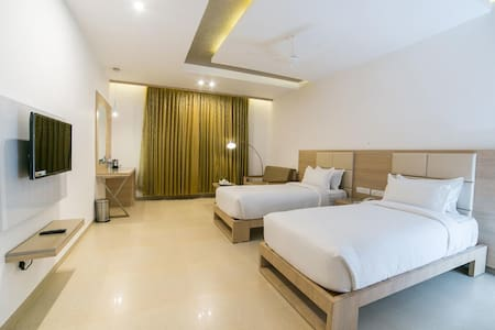 Executive Twin Bed Room at Dindigul