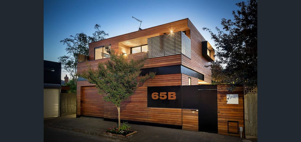 Sophisticated Retreat in the centre of Collingwood - Collingwood - บ้าน