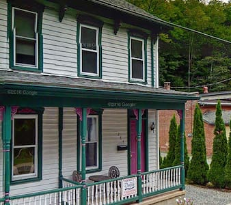 Mauch Chunk Guesthouse on Broadway - Jim Thorpe