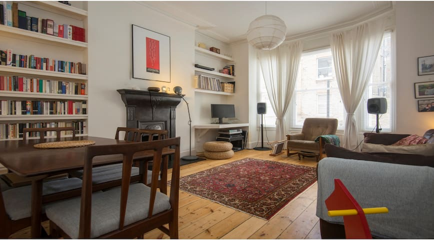 Beautiful, quiet and spacious apartment in Hackney - Londres - Pis