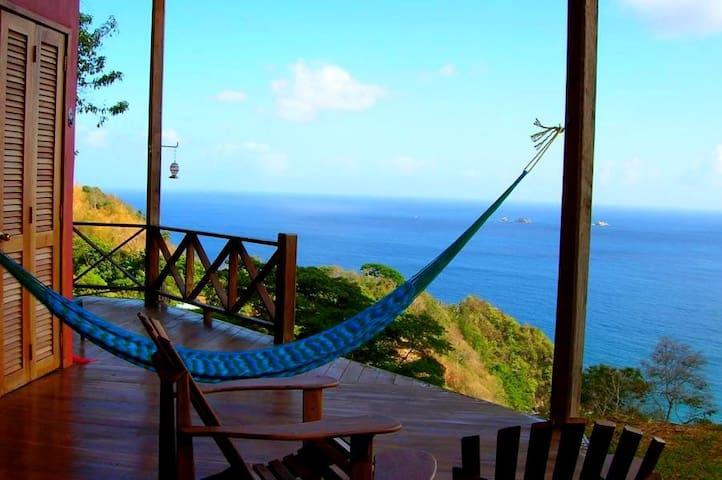 MARBAGO Caribbean Sea-Beach-Waterfalls-Rainforest