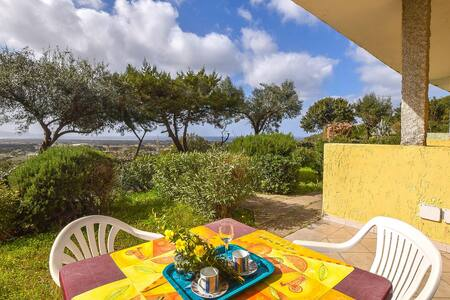 Holiday apartment with 1 bedroom on 42m² in Badesi