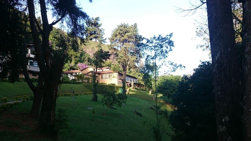 Petrópolis, Itaipava e região- muito verde e lazer - Petrópolis - Apartamento