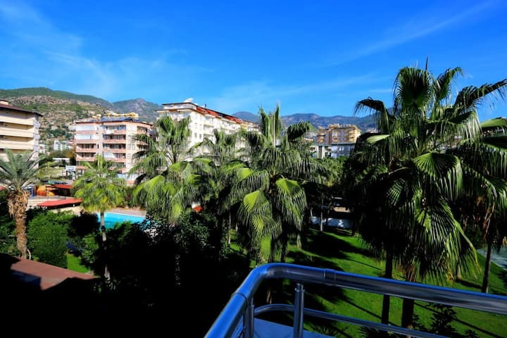 Jason and Natalie's place in Alanya