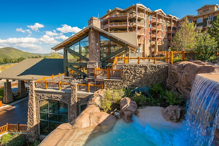 Ski The Canyons and PCMR-Enjoy Resort Style Living at Westgate-by PADZU