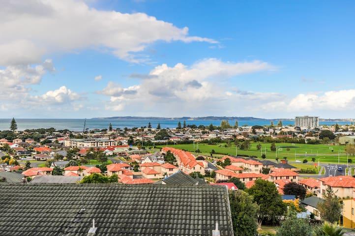 Beautiful beach views - Orewa - Hus