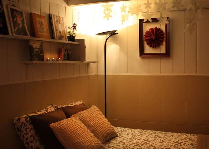 Acogedor y cómodo loft - Madrid