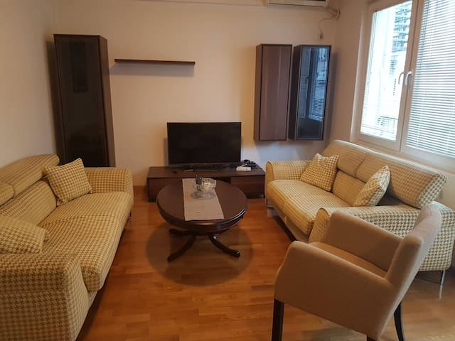 Brand new apartment in the heart of Skopje