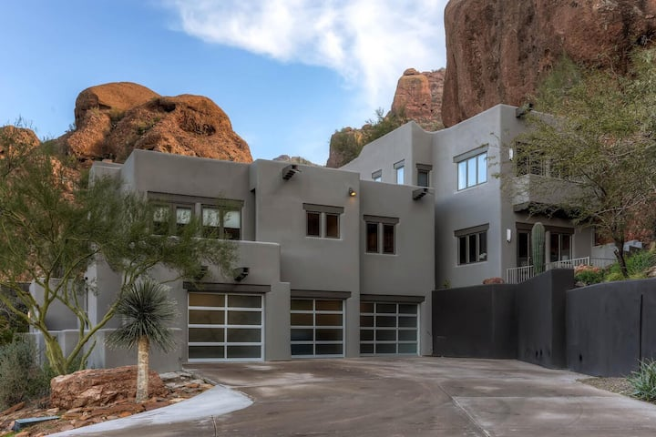 Exclusive Camelback Dream Villa Top of Mountain