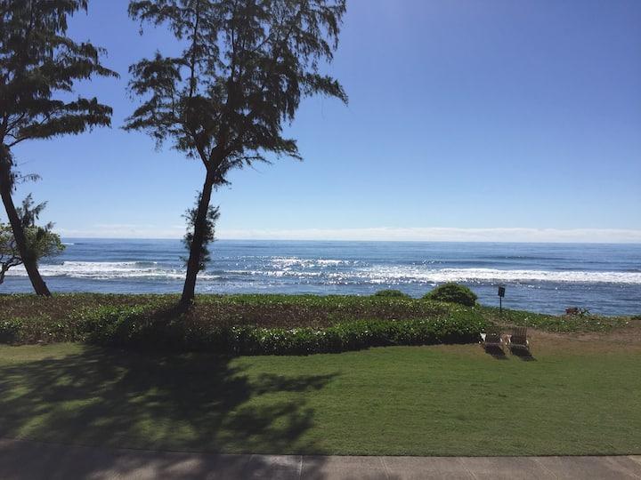 Direct Ocean & Beachfront Studio