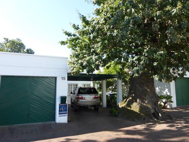 Guest room near Dorp Street - Stellenbosch - Stadswoning
