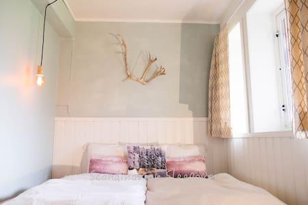 Scandinavian Sleepover -Cosy Double Room- Ersfjord - Dom