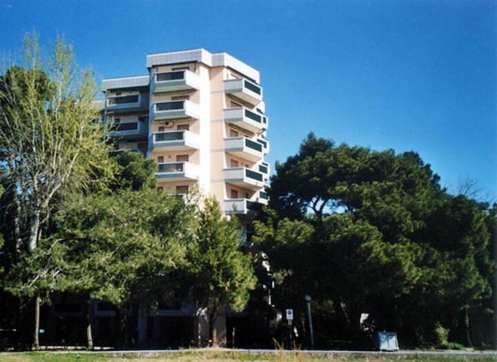 Appartamento vista mare per 4 persone - Airco - TV