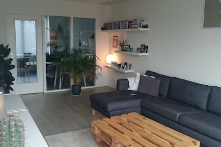 Bright and modern 2 person room in Amsterdam West! - Ámsterdam - Departamento