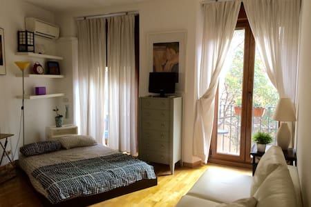COZY STUDIO -BONITO ESTUDIO EN PALACIO REAL AREA - Madrid