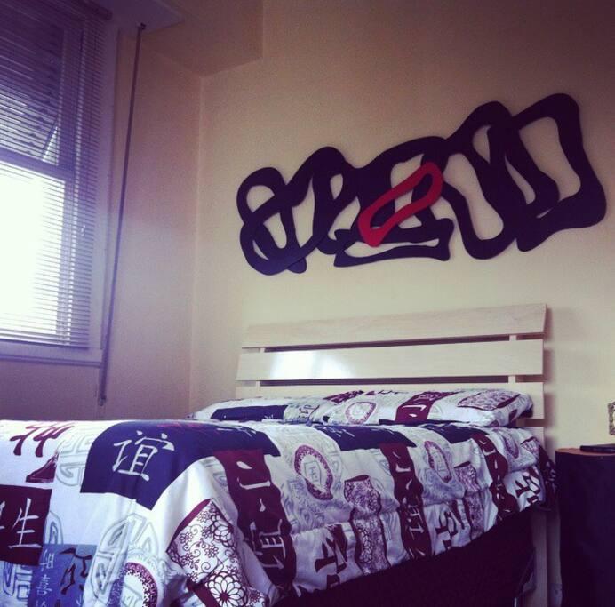 Quarto de casal / Habitación de casal / Double bedroom