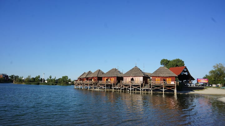 Lagoon Overwater Villa by CHORS @ Sunny Lakes