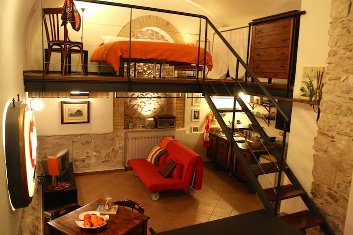 Studio Flat in Sulmona - Sulmona - Apartment