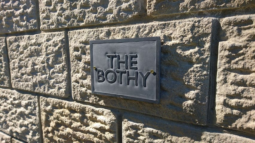 The Bothy (near Haworth)...A modern, stylish annex
