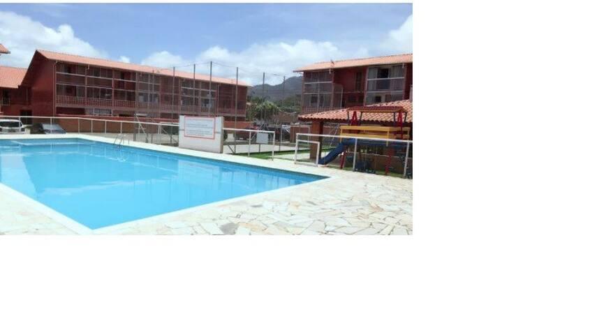 Apartamento novo na Maranduba