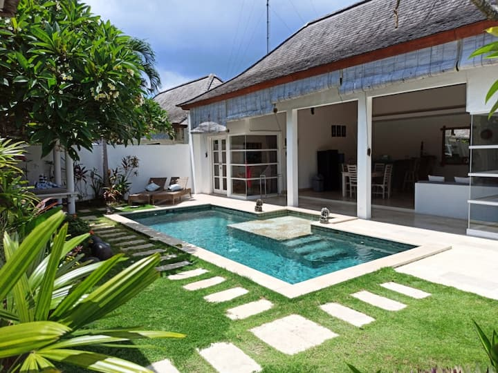 Villa Mutiara: 2 bedrs, 2 bathrs, 1 private pool