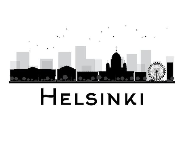 Guidebook for Helsinki!