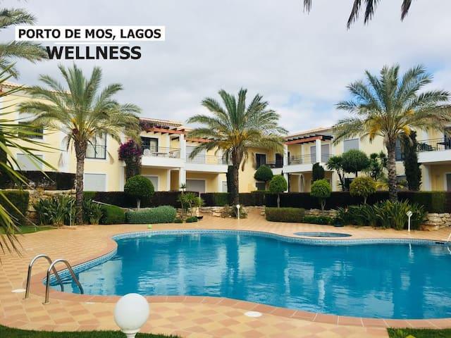 Appartment Standing 6p piscine, Lagos Algarve